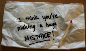 entrepreneur mistakes