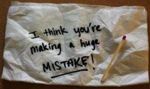 entrepreneur mistakes